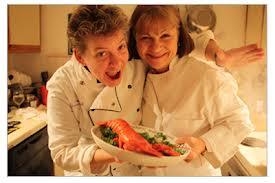 Chef K (left)
