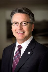 Timothy Sands, Virginia Tech's 16th President