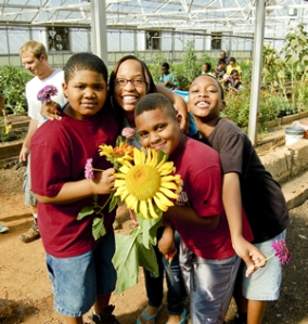 Lynchburg Grows Jubilee Farm Camp
