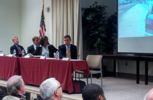 Warner at Rail Safety Hearing