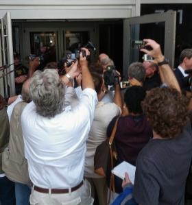 Media Gang at McDonnell