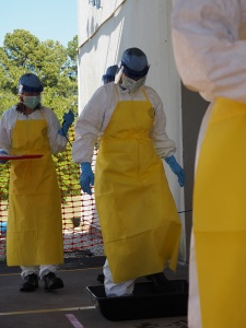 CDC Safety Training Course Credit: Centers for Disease Control