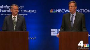 ed+gillespie+mark+warner+debate+100714