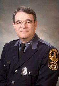 State Police Superintendent Steven Flaherty