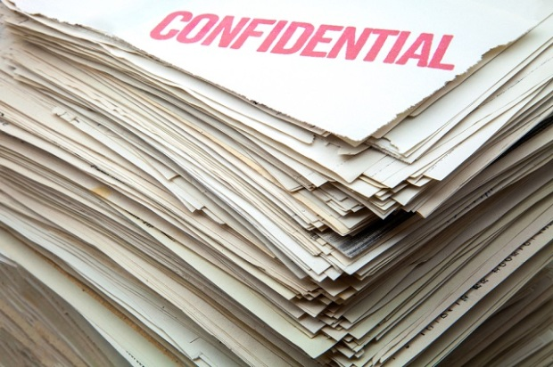 Confidential Sized