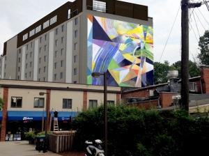 Charlottesville Mural