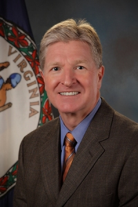 Secretary of Public Safety Brian Moran.