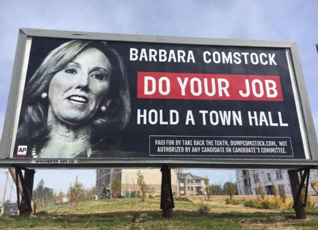 Comstock Billboard