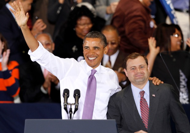 Barakc Obama, Tom Perriello