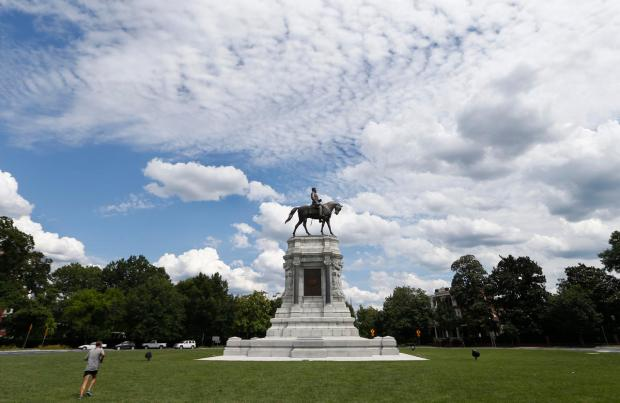Confederate Monuments Richmond