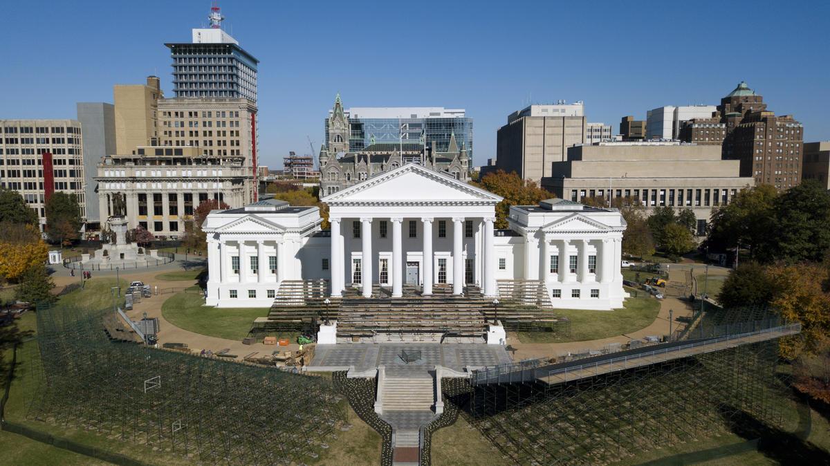 Virginia Inauguration
