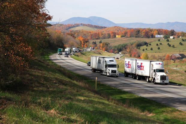 I-81 Truck Climbing Lane Groundbreaking Event