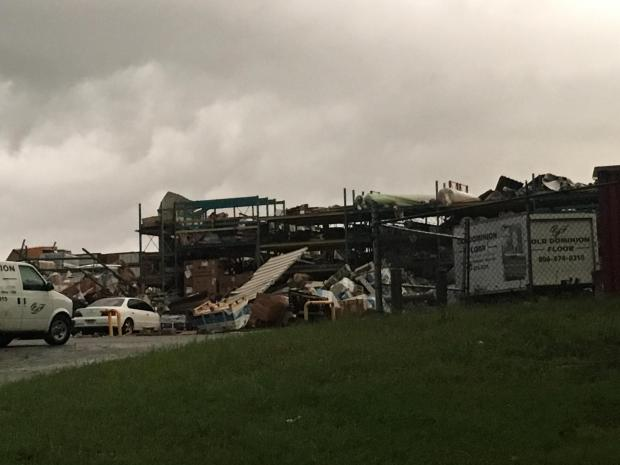Chesterfield Tornado