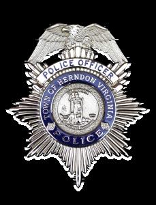 Herndon Police Badge